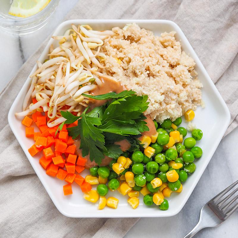 Кус-кус из цветной капусты